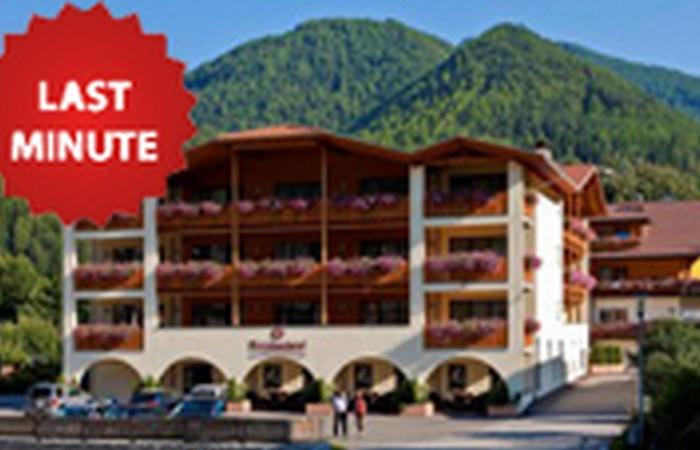 Hotel Alpenrose ***