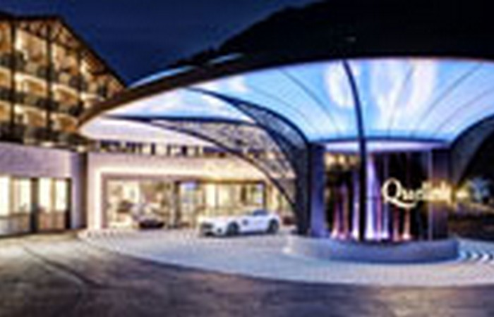 Quellenhof Luxury Resort *****