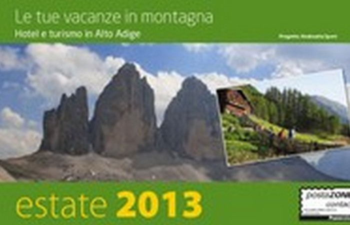 Catalogo Estate 2013 - Hotel Alto Adige