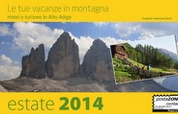Catalogo Estate 2014 - Hotel Alto Adige