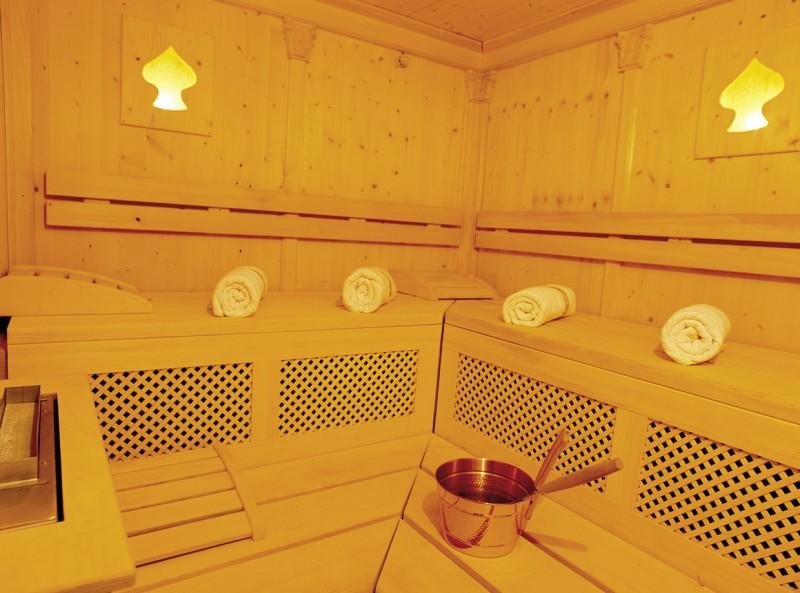 Hotel Sittnerhof **** Saunabereich mit Finnischer oder Biosauna