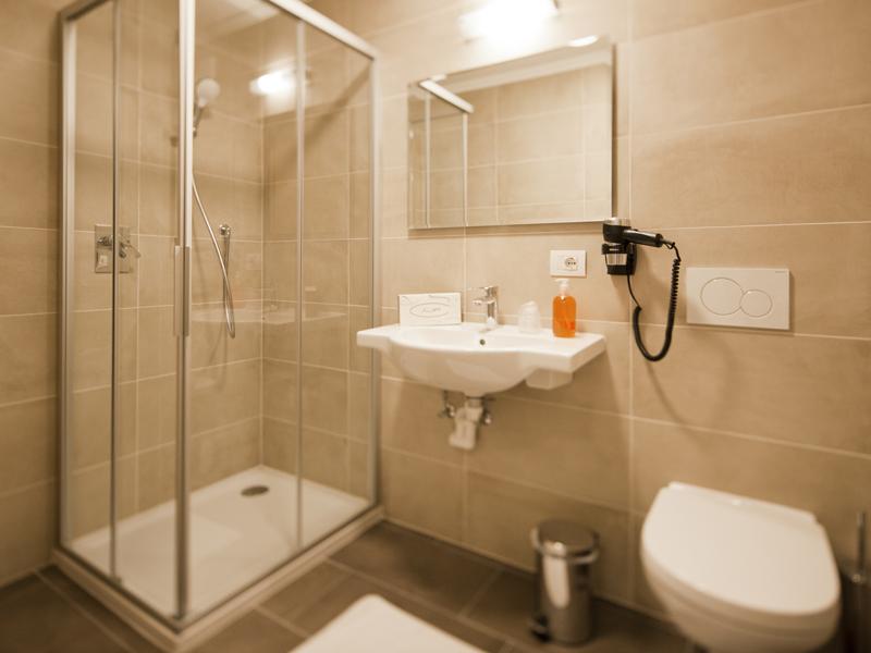 Hotel Sonneck *** Badezimmer