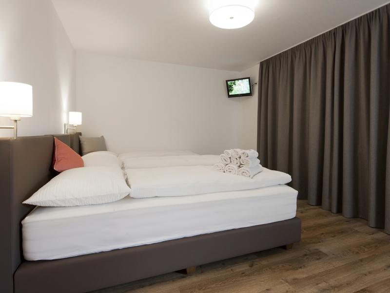 Hotel Sonneck *** Dreibettzimmer