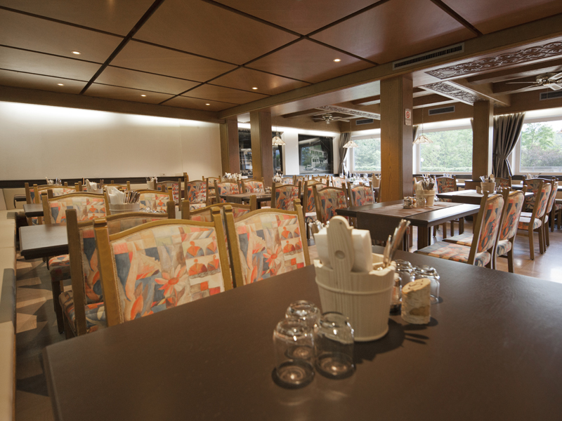 Hotel Sonneck *** Speisesaal