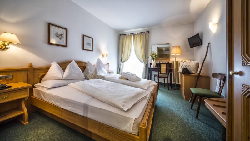 Sporthotel Tyrol Dolomites Doppelbettzimmer
