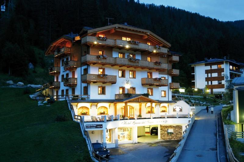Hotel Chalet del Sogno ***** 4S Hotel Chalet del Sogno