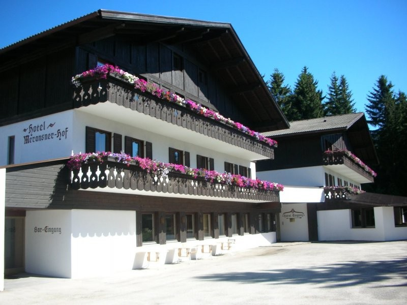 Hotel Meransnerhof *** 3 Hotel Meransnerhof