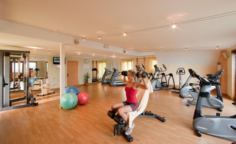 Alpin Panorama Hotel Hubertus ****s  Fitness room