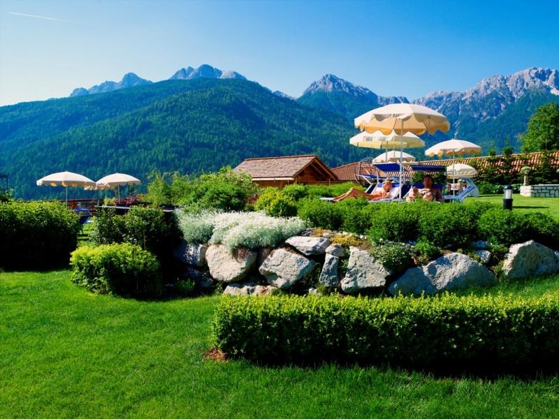 Alpin Panorama Hotel Hubertus ****s Parco Alpenreych