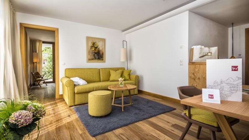 Sporthotel Tyrol Dolomites Suite