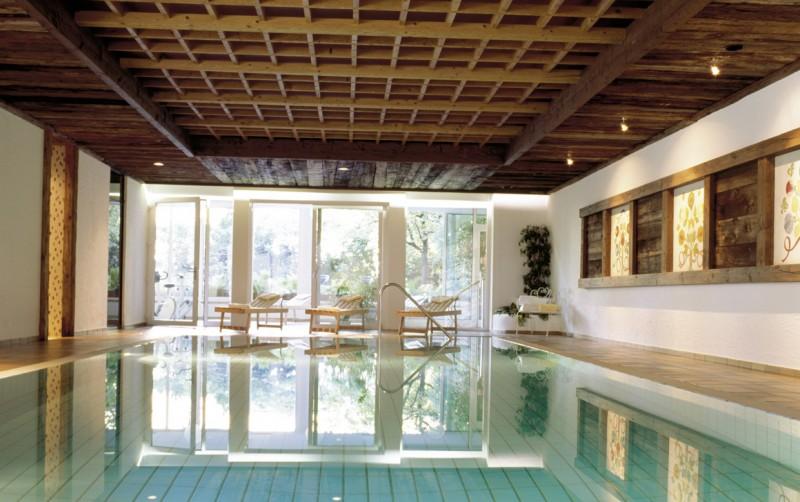 Hotel Sittnerhof **** Hallenbad mit Jetstream