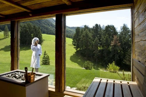 Hotel Chalet Tianes ****  Hotel Chalet Tianes ****