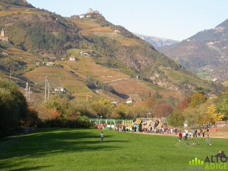 wonderful walks near Talvera in Bolzano
