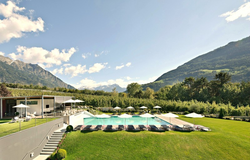 Alpines Wellnesshotel Tyrol ****  Pool