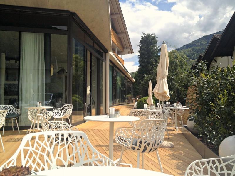 Alpines Wellnesshotel Tyrol ****  Terrace