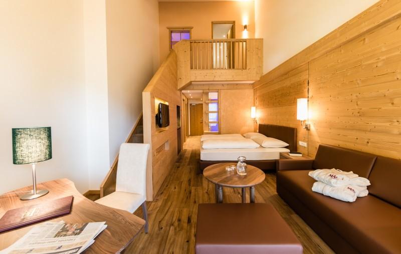 Alpin Hotel Masl ****S Family room Natura