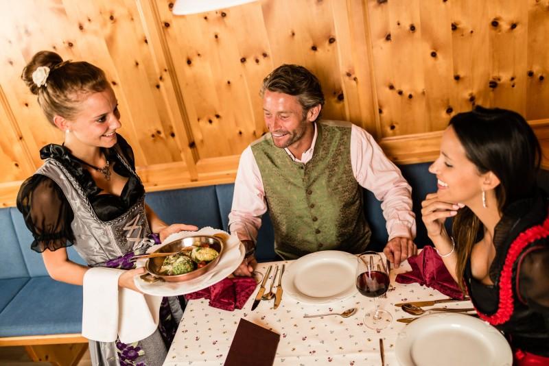 Alpin Hotel Masl ****S Restaurant