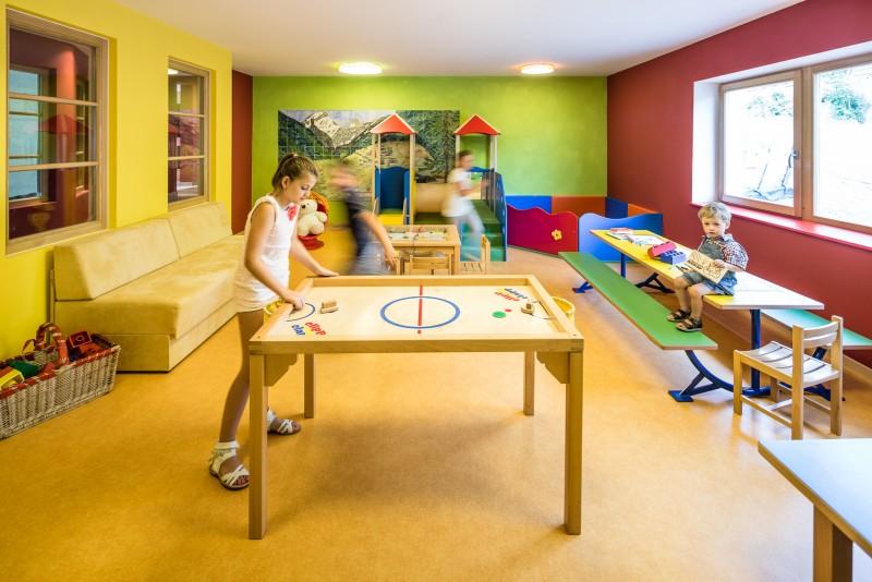 Alpin Hotel Masl ****S Playroom