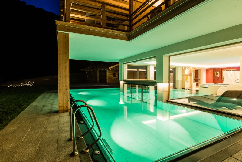 Alpin Hotel Masl ****S Pool