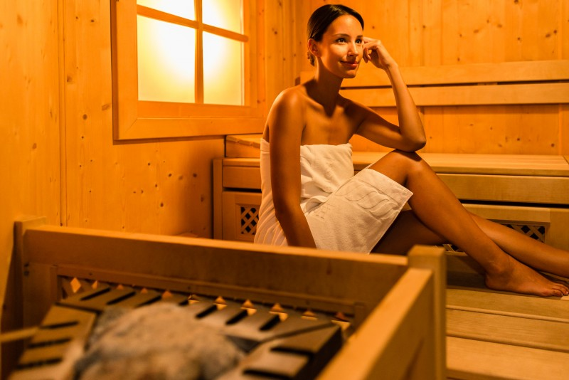Alpin Hotel Masl ****S Sauna