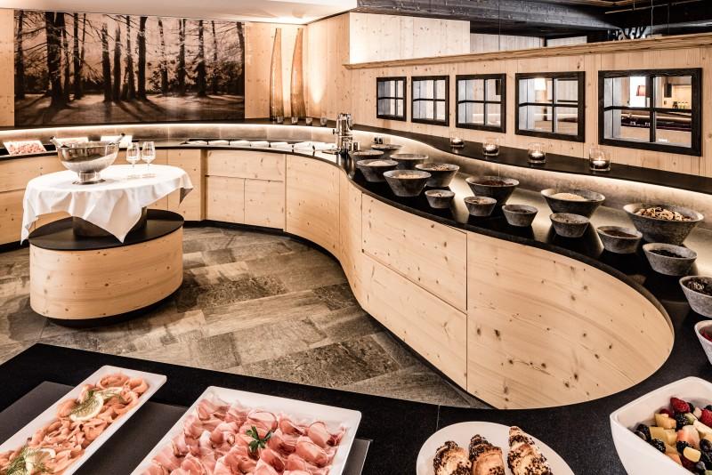 Alpin Hotel Masl ****S Buffet