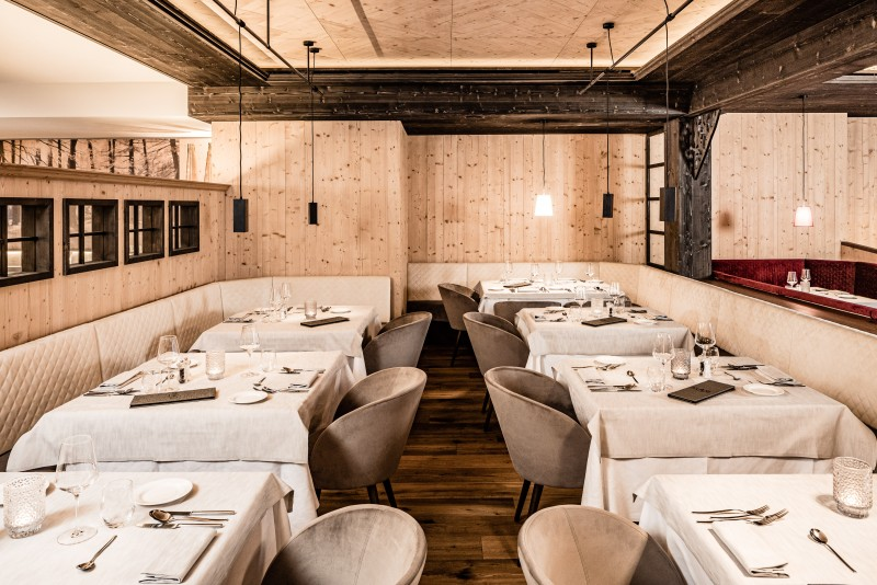 Alpin Hotel Masl ****S Dinning room