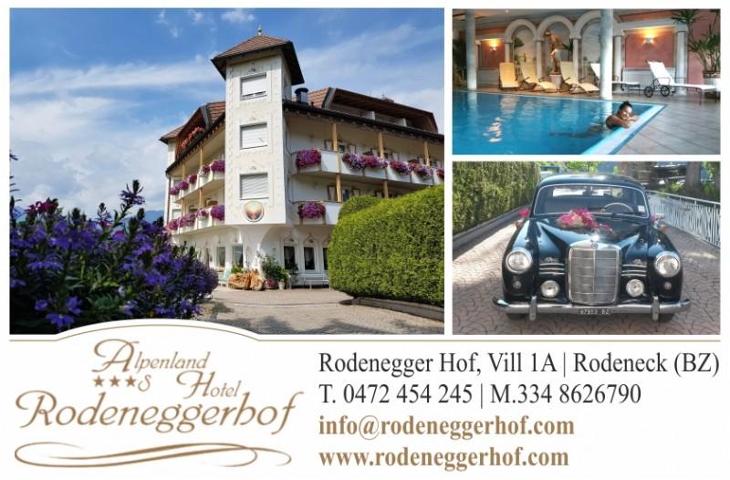 Hotel Rodeneggerhof ***s
