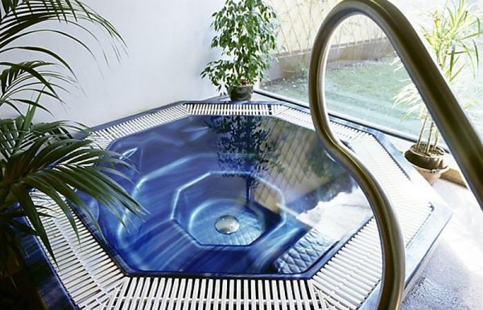 Hotel Sittnerhof **** vasca idromassaggio nella zona piscina interna