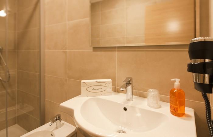 Hotel Sonneck *** Bagno