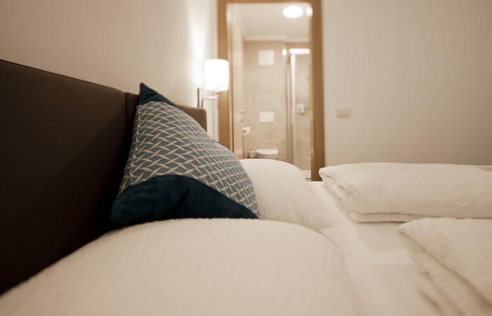 Hotel Sonneck *** Camera matrimoniale