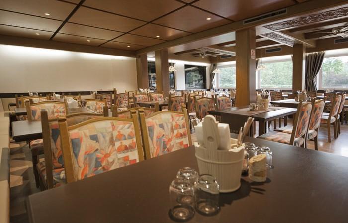 Hotel Sonneck *** Sala pranzo