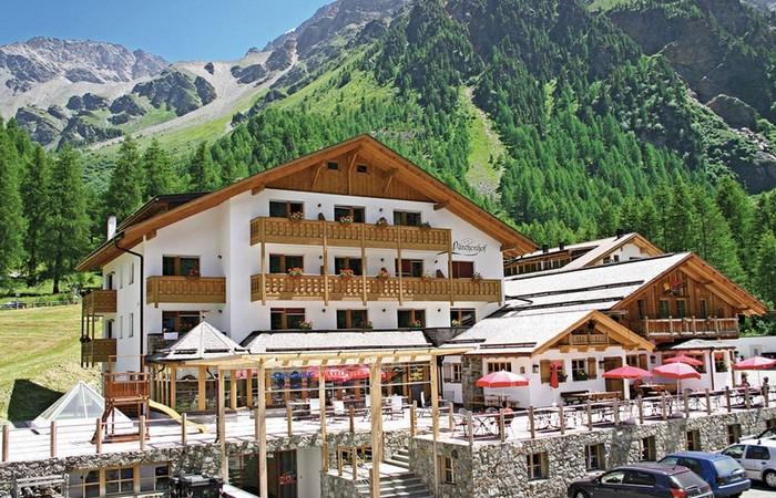 3s Ferienhotel Lärchenhof