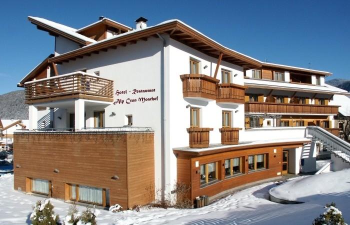 3s Hotel Alp Cron Moarhof