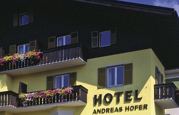 3 Hotel Andreas Hofer