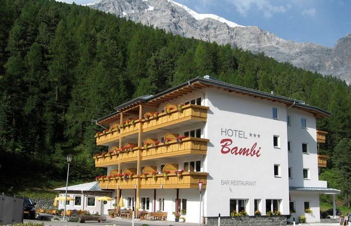 3 Hotel Bambi