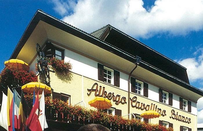 Hotel Cavallino Bianco ****s 4s Hotel Cavallino Bianco