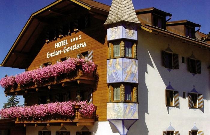 Hotel Enzian ***s 3s Hotel Enzian