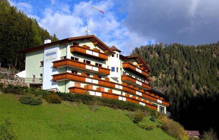 3 Hotel Gstatsch