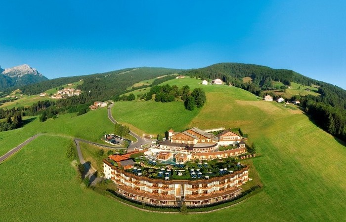Alpin Panorama Hotel Hubertus ****s 4s Hotel Hubertus