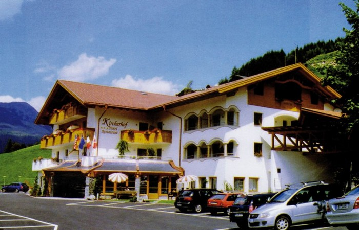 Hotel Kircherhof *** 3 Hotel Kircherhof