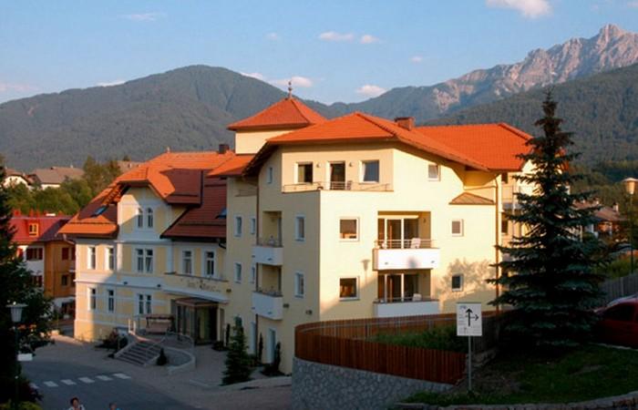Hotel Kronplatz ***s 3s Hotel Kronplatz