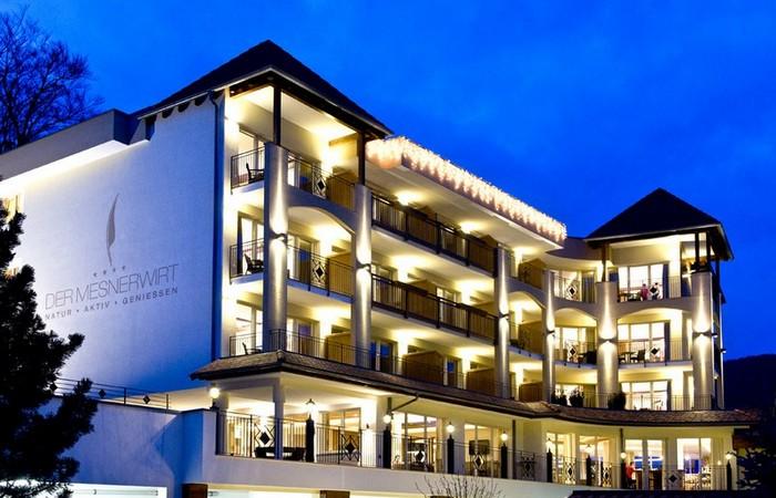 Hotel Mesnerwirt ****  4 Hotel Mesnerwirt