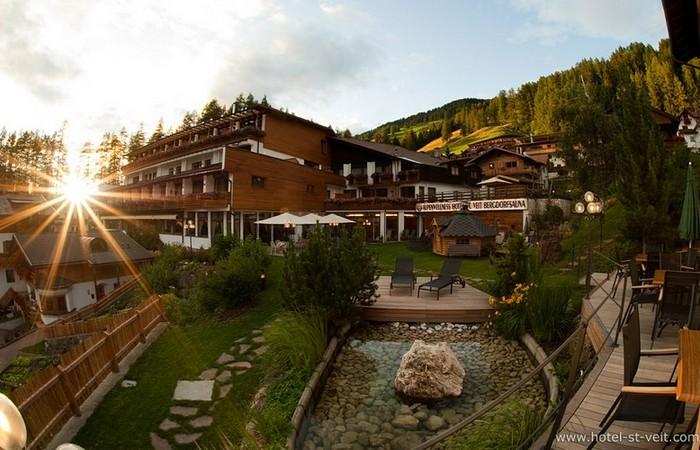 4 Hotel St. Veit