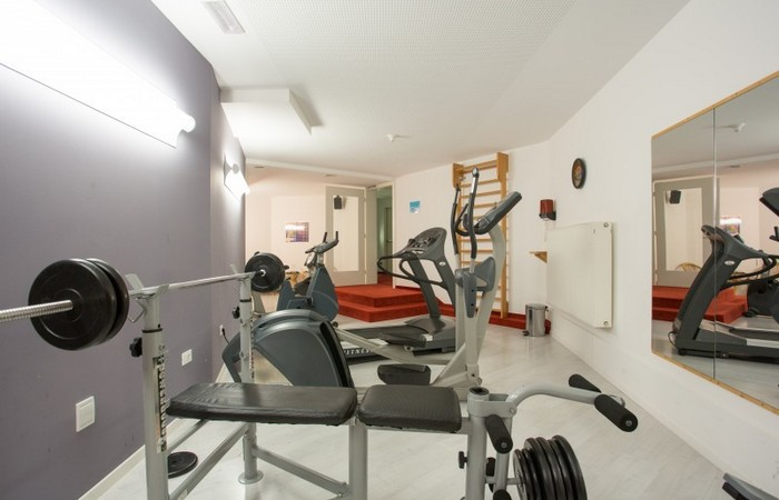 Good life Hotel Zirm ***s Fitness room