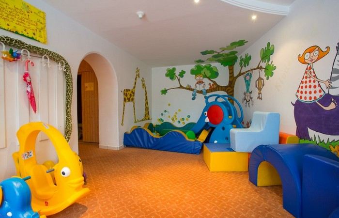 Good life Hotel Zirm ***s Childreen play room