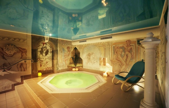 Hotel Passo Monte Croce **** Whirlpool