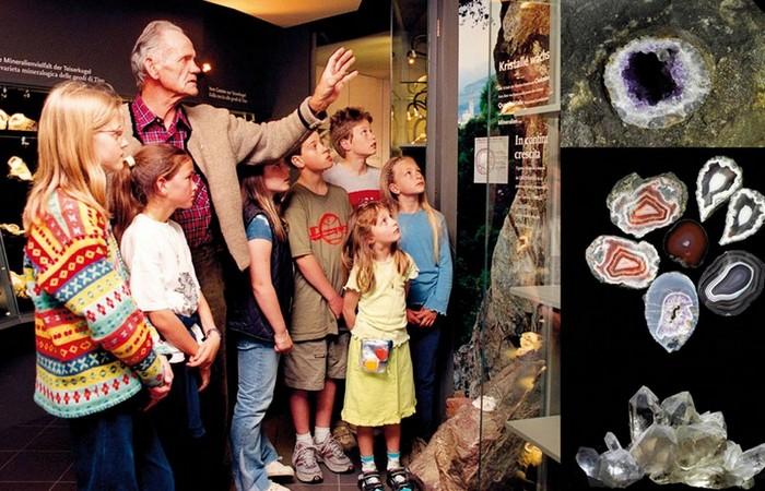 Museo mineralogico Tiso Museo mineralogico Tiso