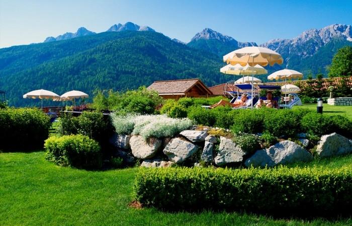Alpin Panorama Hotel Hubertus ****s  Alpenreych Park