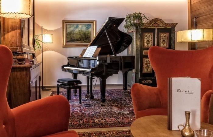 Sporthotel Tyrol **** Pianoforte Bar