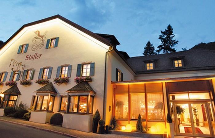 4 Romantik Hotel Stafler